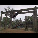 【動画】公園でナチュラル自重トレーニング