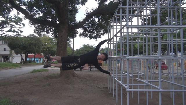 ヒューマンフラッグ公園