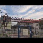 【動画】砂場の屋根を使った空中筋トレ