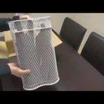 【動画】電気要らずの天然加湿器